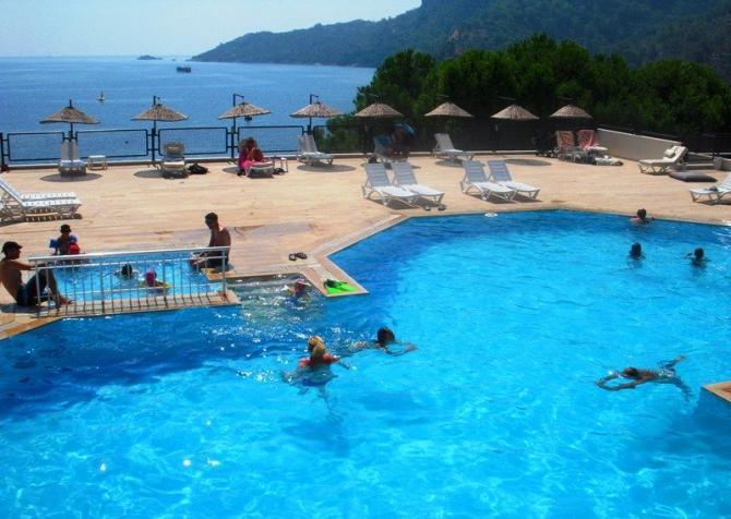 Dore Beach Turunc Hotel
