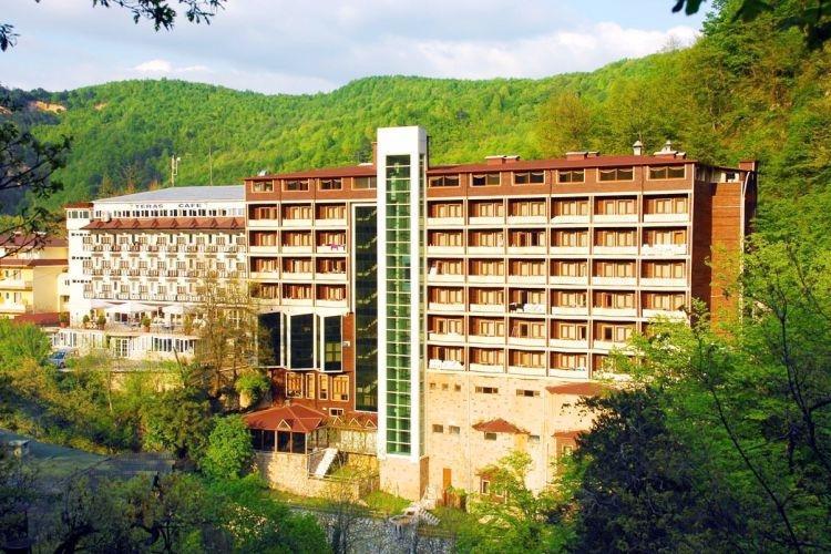 Oylat Kaplıcaları Çağlayan Otel