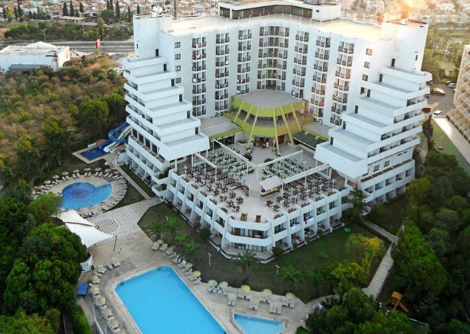 Vısta Hıll Hotel