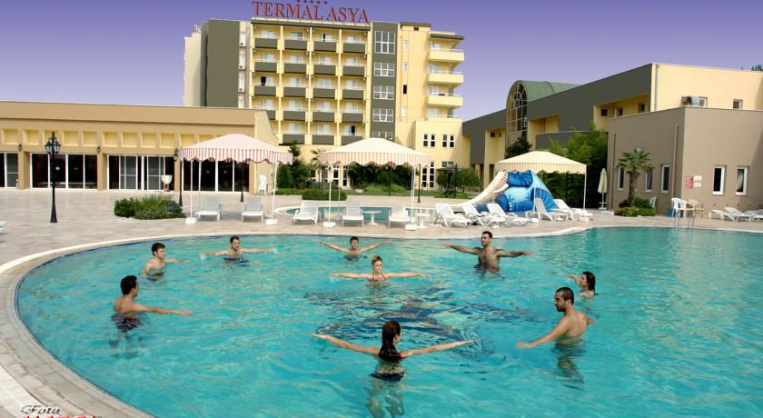 Asya Pamukçu Termal Otel