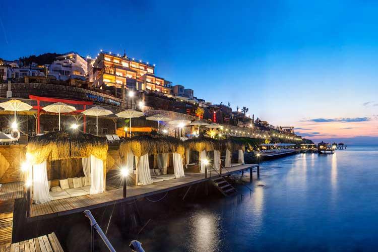 The Blue Bosphorus
